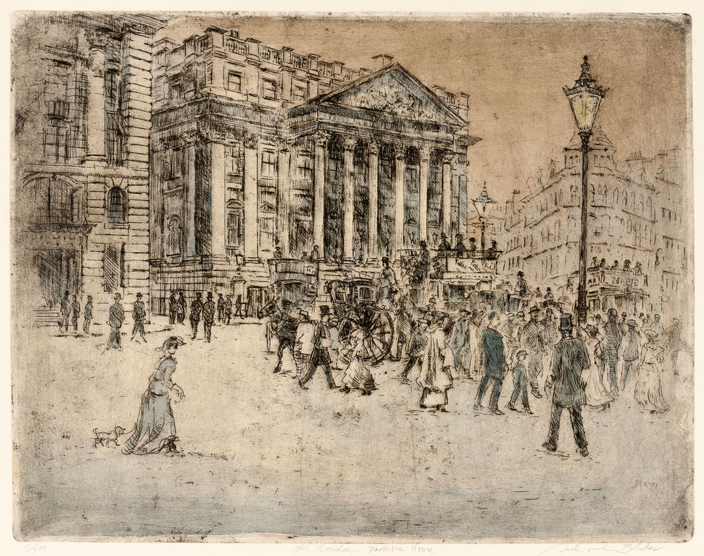 Old London, Mansion House