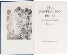 Load image into Gallery viewer, The Fanfrolico Press - Satyrs, Fauns & Fine Books