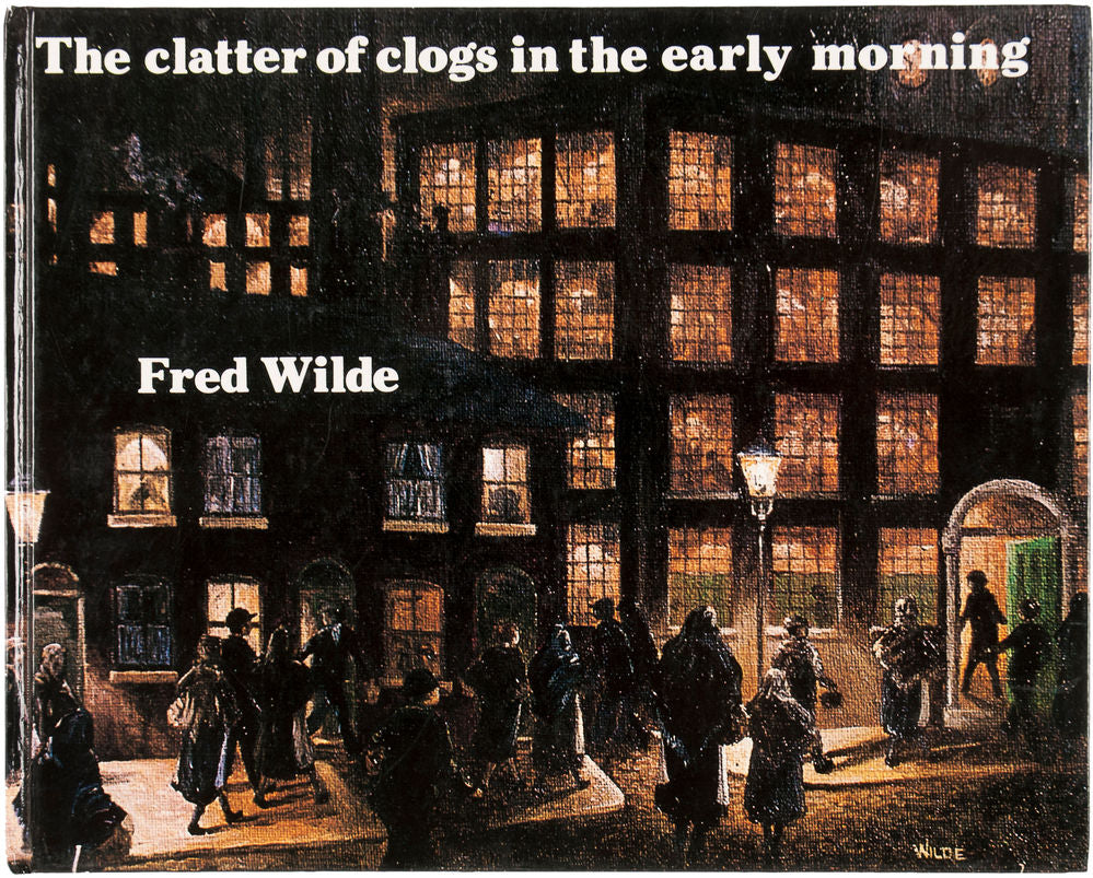 The Clatter of Clogs in the Early Morning