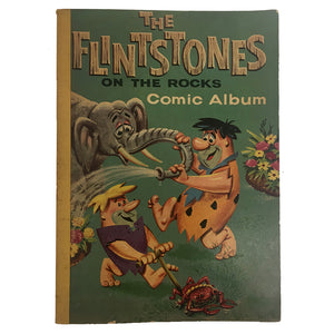 [FLINSTONES]. HANNA and BARBERA (creators). The Flintstones On The Rocks.