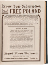 Load image into Gallery viewer, Free Poland. A semi-Monthly. The Truth About Poland and Her