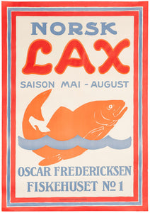 Norsk Lax (Norwegian Salmon