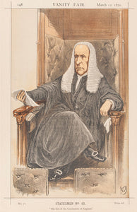Rt Hon the Speaker. The First of the Commoners of England