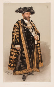 The Lord Mayor of London. The Lord Mayor