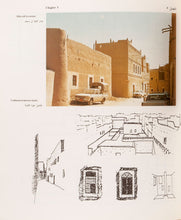 Load image into Gallery viewer, Traditional Architecture in Saudi Arabia. The Central Region
