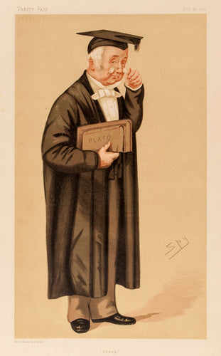 Rev Benjamin Jowett MA. Greek