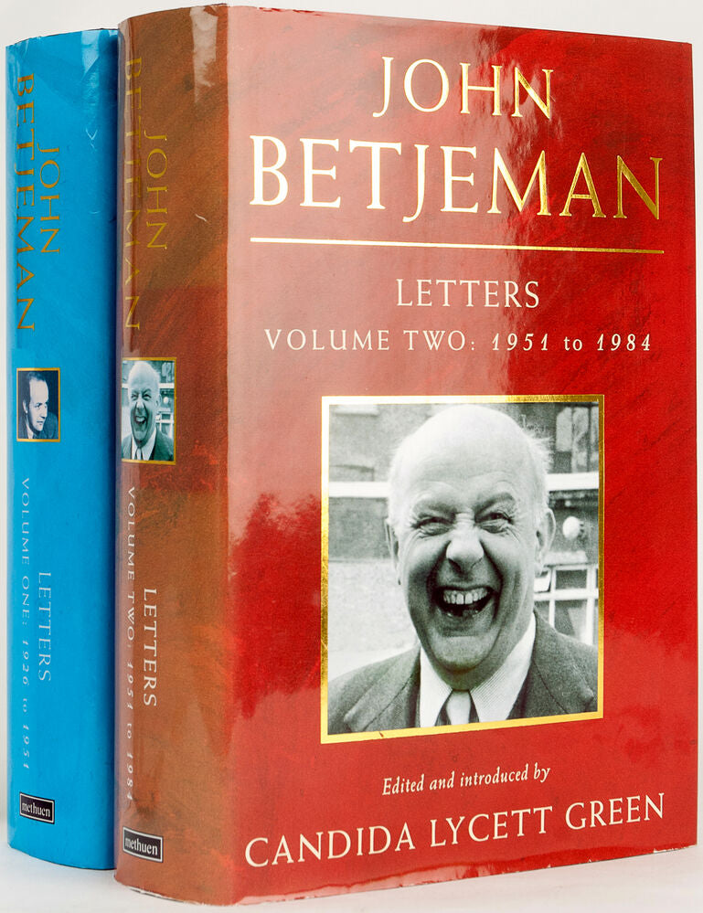 Letters. Volume One: 1926 to 1951. Volume Two: 1951 to 1984