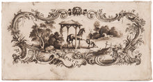 Load image into Gallery viewer, Engravings by Rex Whistler for Jonathan Swift's Gulliver's Travels.  Printed from