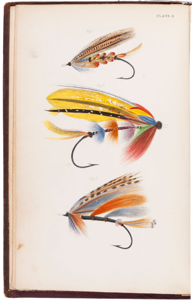 A Book on Angling. Being a Complete Treatise on the Art