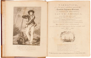 Narrative of a Five Year's Expedition, Against the Revolted Negroes of