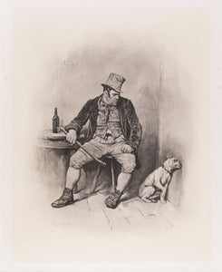 A Collection of 15 Dickens prints