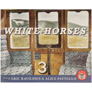 RAVILIOUS, Eric (illustrator). Alice PATTULLO (contributing artist). Joe PEARSON (text by). Laurence…. White Horses.