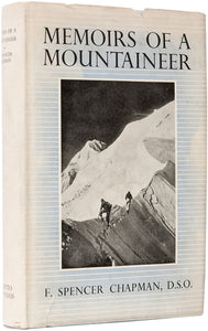 Memoirs of a Mountaineer. Helvellyn to Himalaya Lhasa: The Holy City