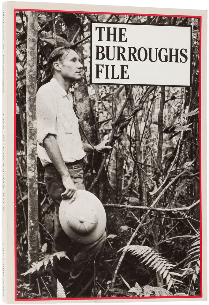 The Burroughs File