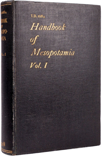 Handbook of Mesopotamia. Volume I. General. Second Edition