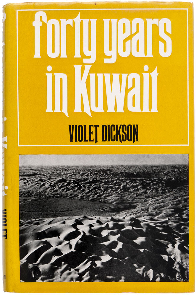 Forty Years in Kuwait