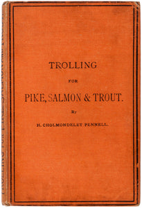 Trolling for Pike, Salmon and Trout
