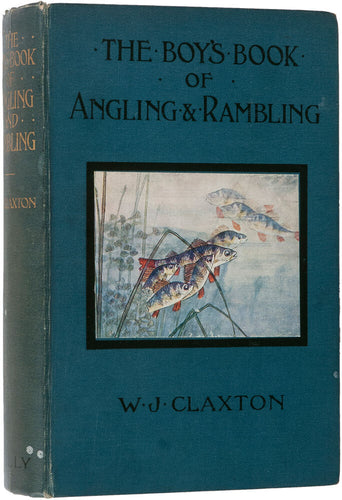 The Boy's Book of Angling and Rambling