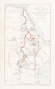 The Nile Tributaries of Abyssinia, and the Sword Hunters of the
