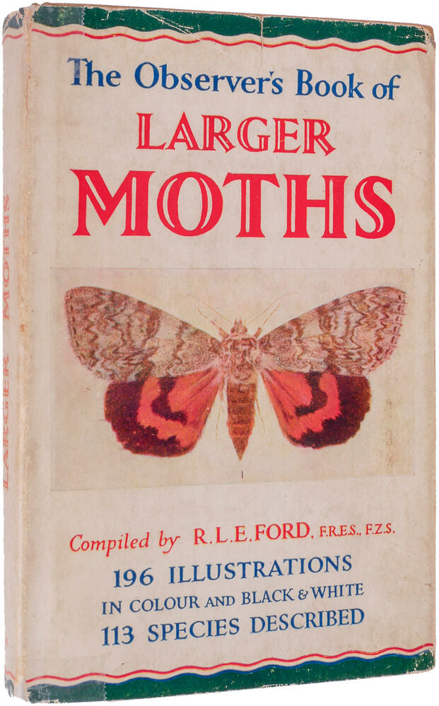 The Observer's Book of Larger Moths