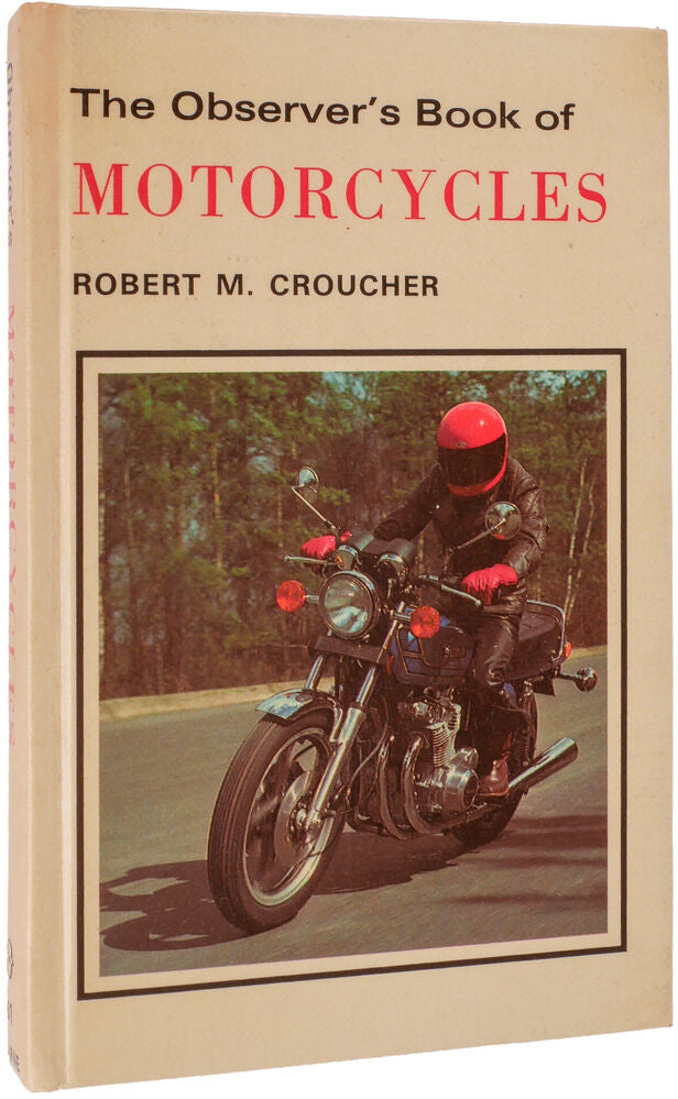 The Observer's Book of Motorcycles