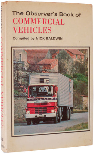 The Observer's Book of Commercial Vehicles