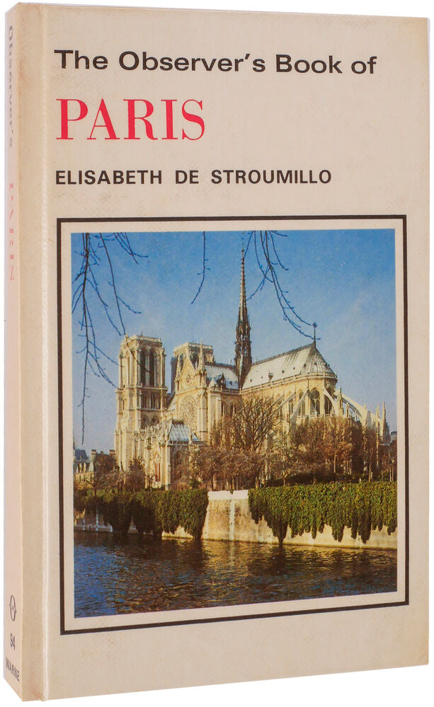 The Observer's Book of Paris