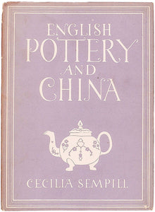 English Pottery and China