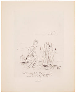 Nineteen Early Drawings by Aubrey Beardsley. From the Collection of Mr