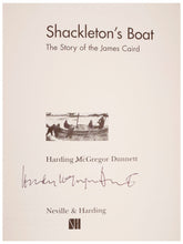 Load image into Gallery viewer, Shackleton's Boat. The Story of the James Caird