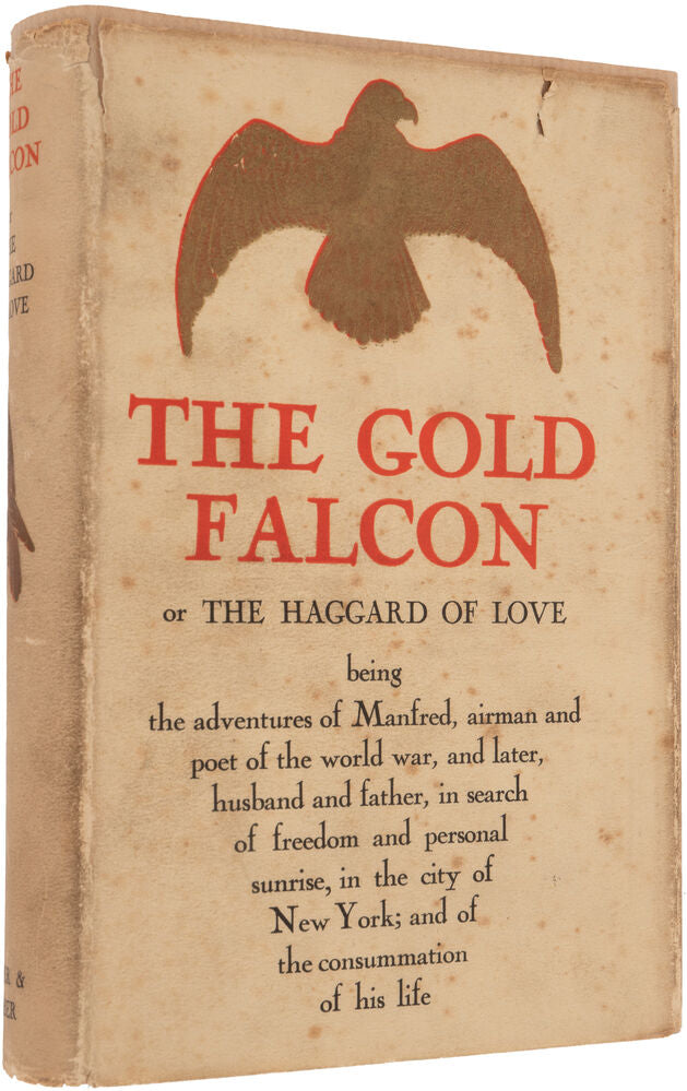The Gold Falcon, or the Haggard of Love