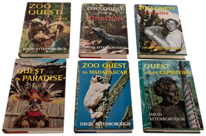 Zoo Quest series