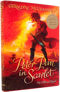 Peter Pan In Scarlet [The Official Sequel