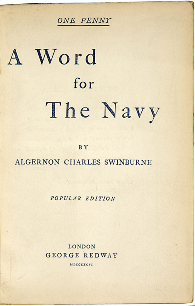 A Word for the Navy