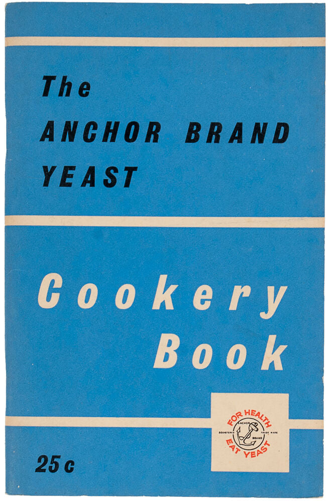 The Anchor Brand Yeast Cookery Book