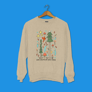 O Family Ooh Cha Cha-liday Sweater