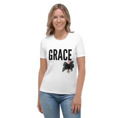 GRACE Holiday Queen Tee