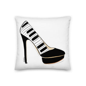 Musical Steps Premium Pillow