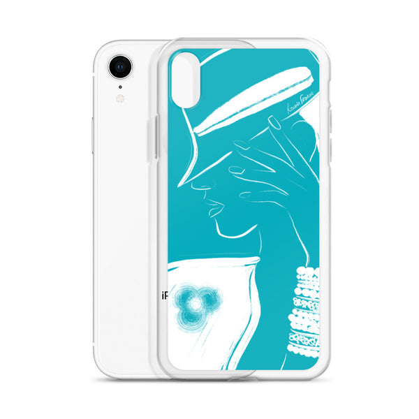 Free Thinker Samsung Case in Teal