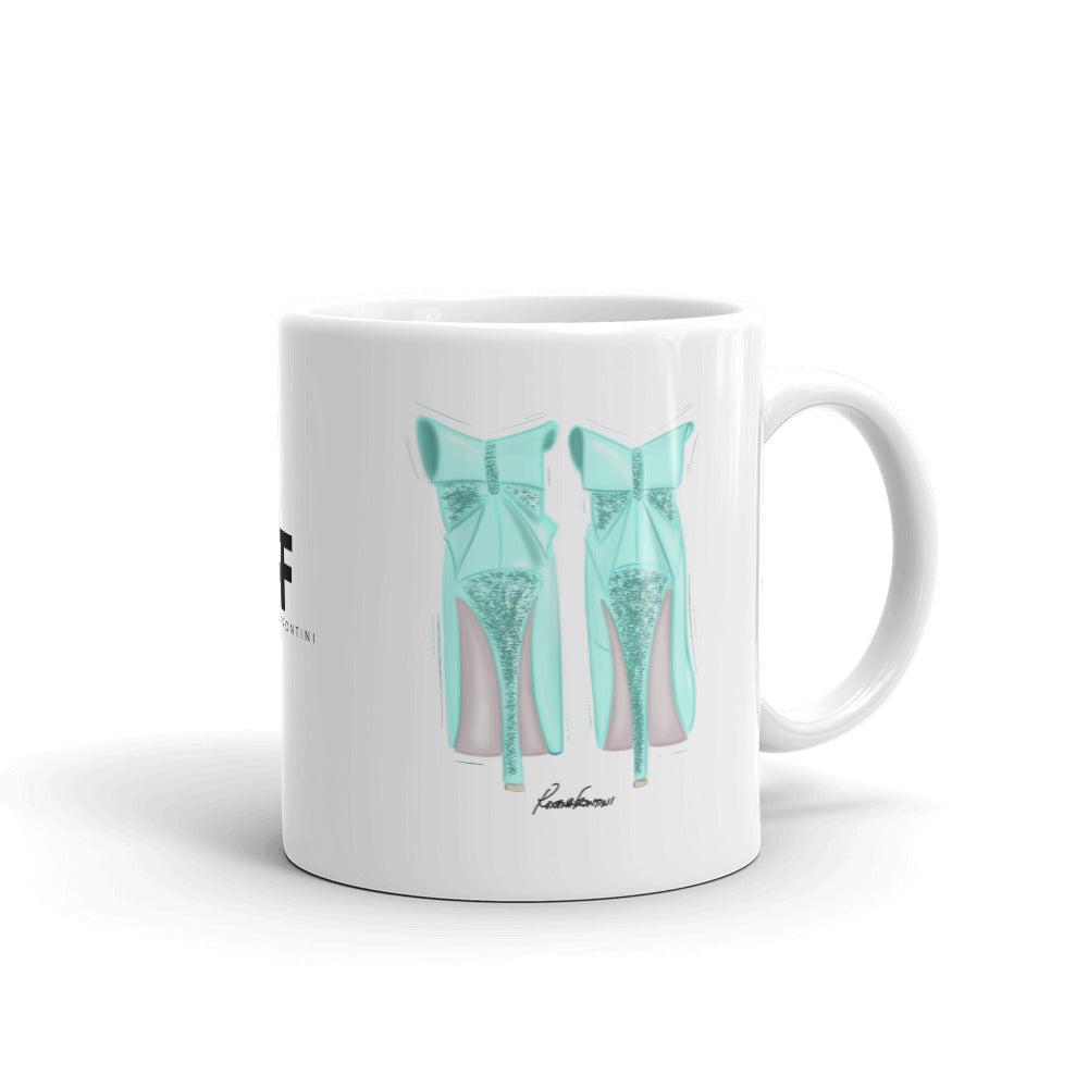 Walking Pastels Mug