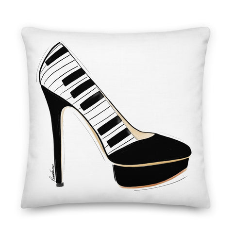 Musical Steps Premium Pillow 22x22