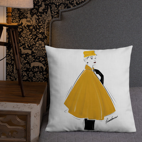 Cape Affair Premium Pillow 18x18 22x22