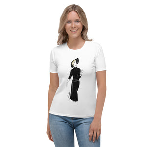Timeless in Black Women's T-shirt
