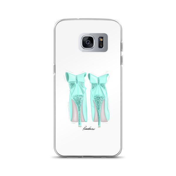 Walking Pastels Samsung Case