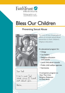Bless Our Children: Preventing Sexual Abuse (DVD)