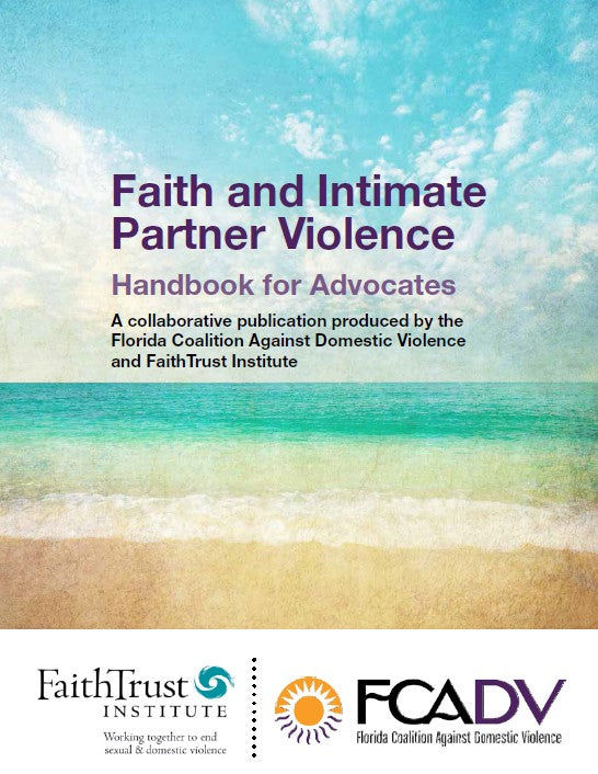 Advocate Handbook: Faith and Intimate Partner Violence