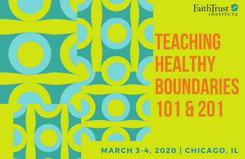 REGISTRATION: Teaching Healthy Boundaries 101 & 201