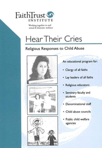 Hear Their Cries: Religious Responses to Child Abuse (DVD)