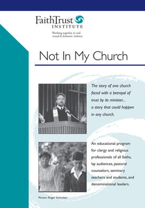 Not in My Church: A Clergy Misconduct Docudrama (DVD)