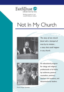 Not in My Church: A Clergy Misconduct Docudrama [Streaming Video: ONE WEEK]
